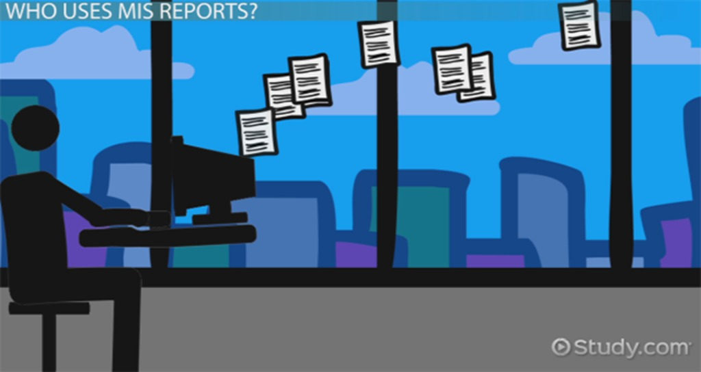 Mis Reports Types Meaning Amp Example Video Amp Lesson