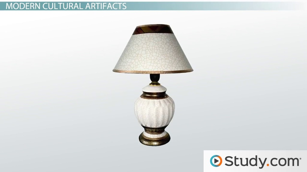 Cultural Artifact Definition Examples