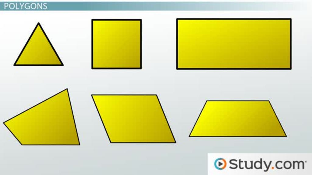 Properties Of Shapes Quadrilaterals Parallelograms Trapezoids