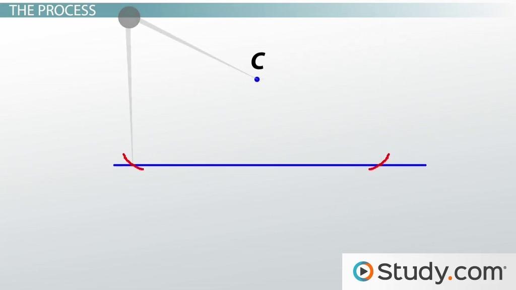 Constructing Perpendicular Lines In Geometry Video Lesson. Constructing Perpendicular Lines In Geometry Video Lesson Transcript Study. Worksheet. Geometry Construction Worksheet At Clickcart.co