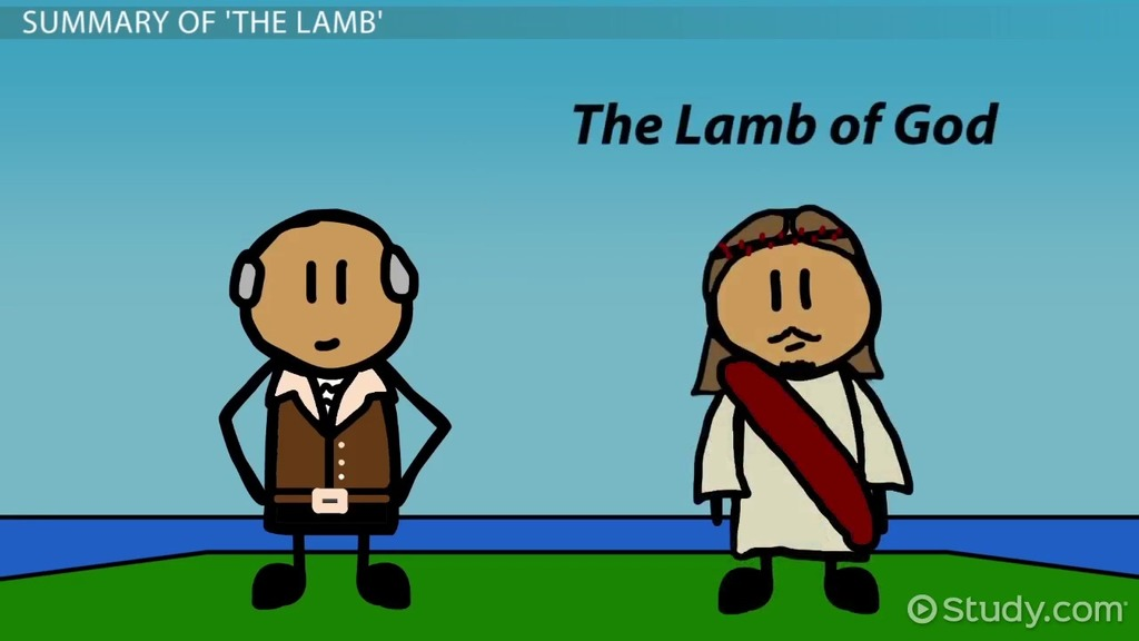 The Lamb By William Blake Summary Theme Poem Analysis