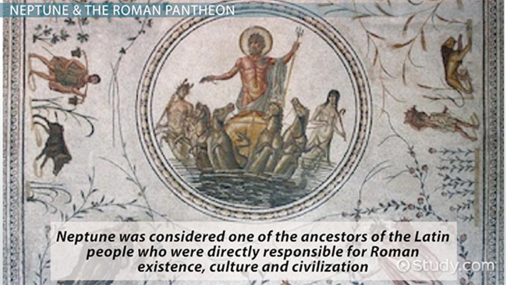 Roman God Neptune Facts Mythology Video Lesson Transcript
