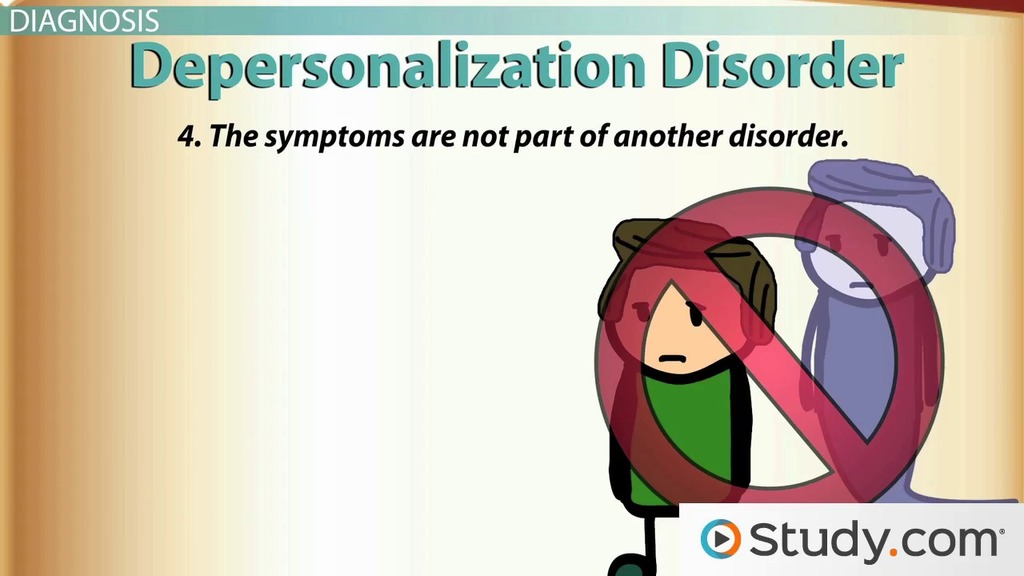 Dissociative Depersonalization Disorder Definition Causes And  Dissociative Depersonalization Disorder Definition Causes And Treatment   Video  Lesson Transcript  Studycom Example Of Essay Writing In English also University English Essay  Samples Of Essay Writing In English