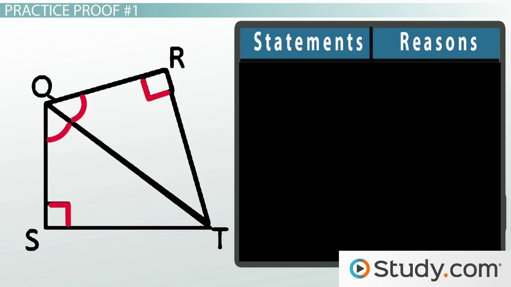 The ha hypotenuse angle theorem proof explanation examples the ha hypotenuse angle theorem proof explanation examples video lesson transcript study fandeluxe Image collections