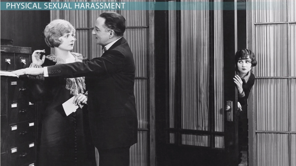 types of workplace harassment  verbal  nonverbal  physical