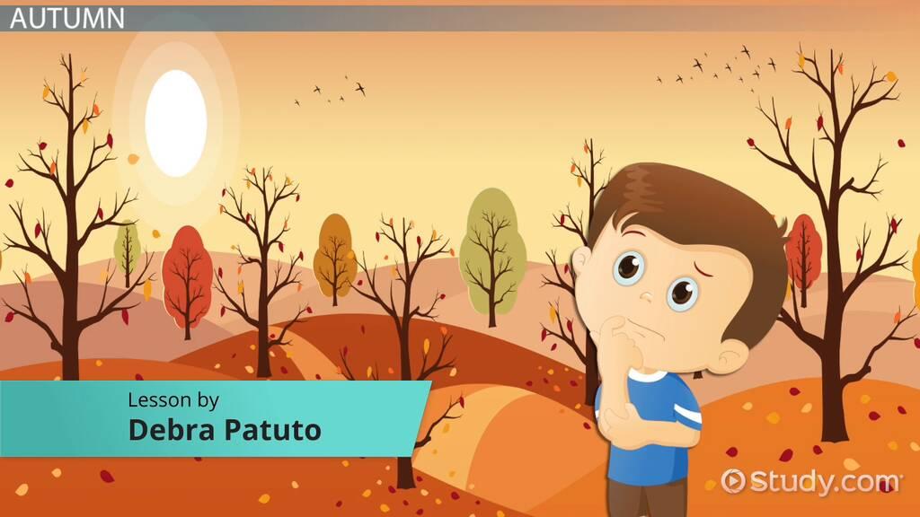 Autumn Facts: Lesson for Kids - Video & Lesson Transcript ...