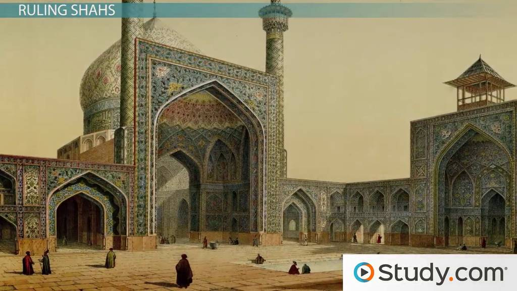 the safavid empire  creation  rulers  characteristics