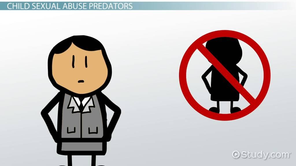 Sexual predator online statistics training