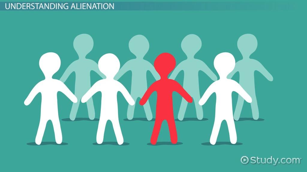 alienation sociology