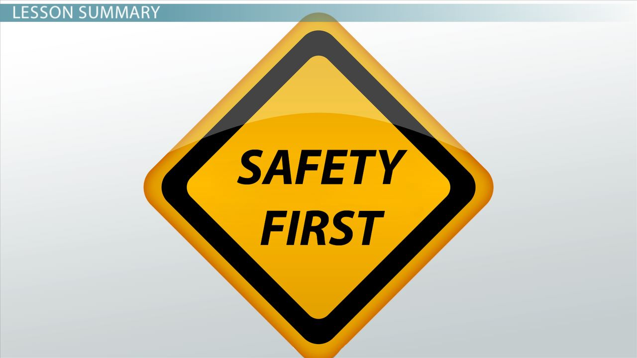 Understanding Risks Taking Safety Precautions In Science