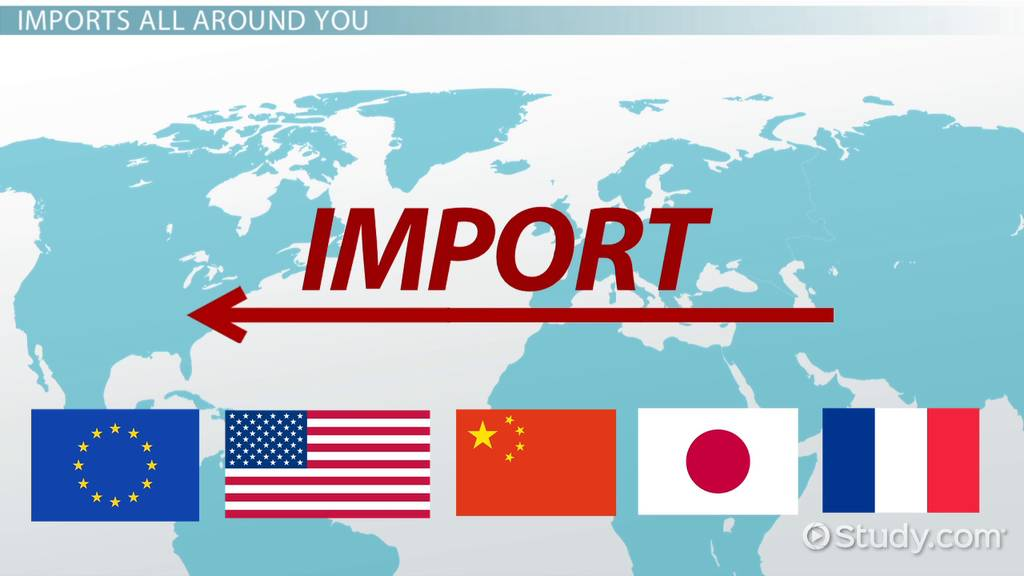 advantages and disadvantages of importing food