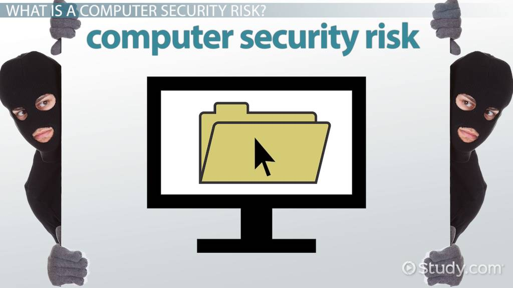 What Is A Computer Security Risk Definition Amp Types