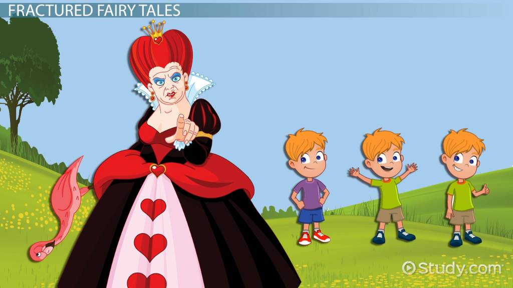 what is a fractured fairy tale definition examples video lesson transcript. Black Bedroom Furniture Sets. Home Design Ideas