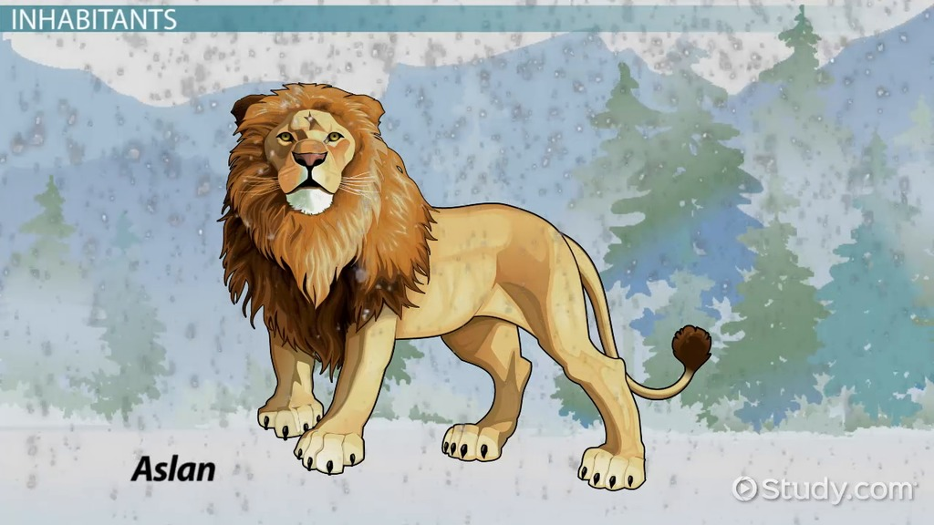 a descriptive analysis on the chronicles of narnia Narnia the lion the  there is a descriptive explanation of some of  these papers were written primarily by students and provide critical analysis of.