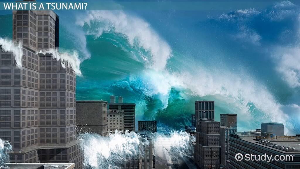 Tsunamis Lesson for Kids Facts & Information - Video & Lesson Transcript  Study.com