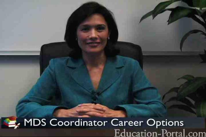 MDS Coordinator Video: Educational Requirements and Career Options