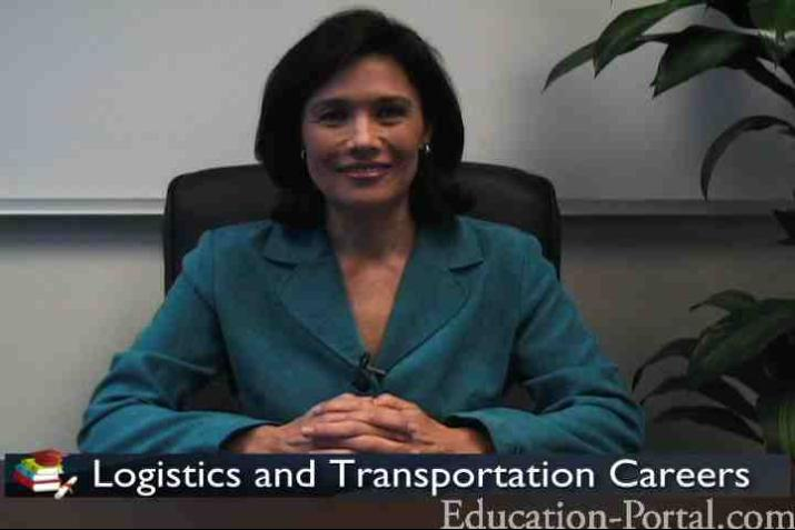 Logistics and Transportation Professions Video: Career Options