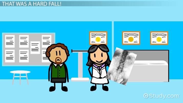 broken vertebrae lower back recovery