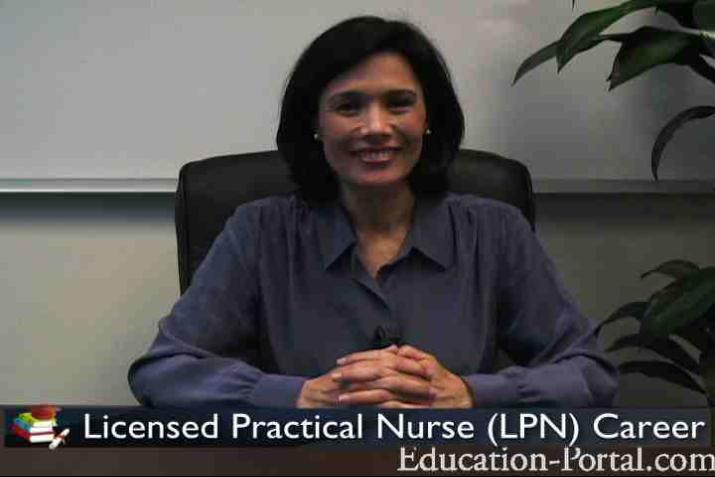 Licensed Practical Nurse (LPN) Career Video: Becoming an L P N