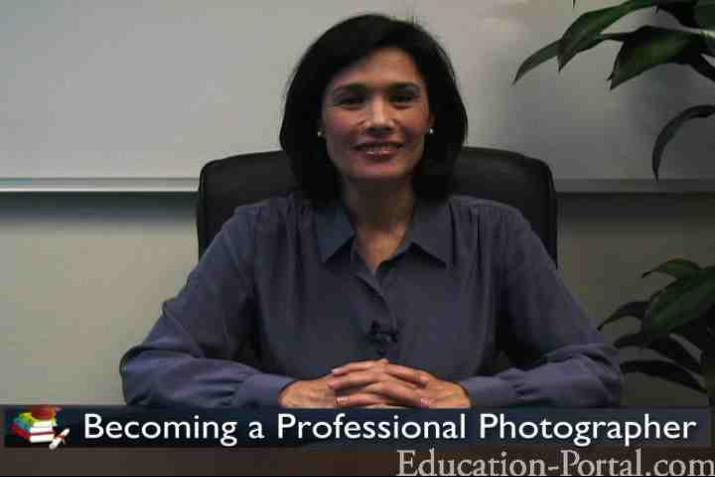 Photographer Video Training Requirements For A Career In