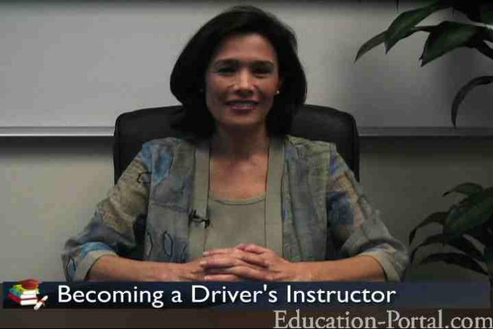 state of maine drivers license instructor