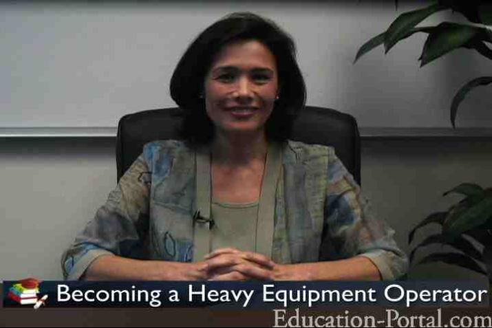 Heavy Equipment Operator Video Training Requirements For Heavy