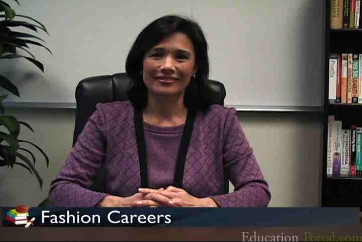 Fashion Design Marketing And Merchandising Career Video