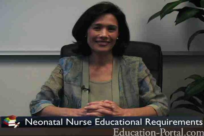 Neonatal Nurse Video Educational Requirements For A Career In