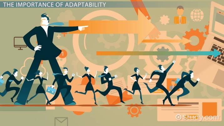 Adaptable Managers: Characteristics & Importance