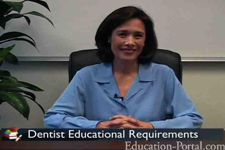 Dentist Video: Educational Requirements for a Career in