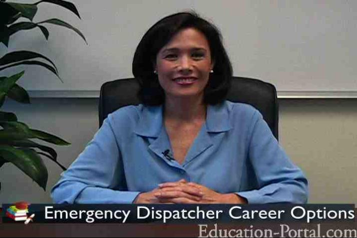 Emergency Dispatcher Video: Training Requirements and Career
