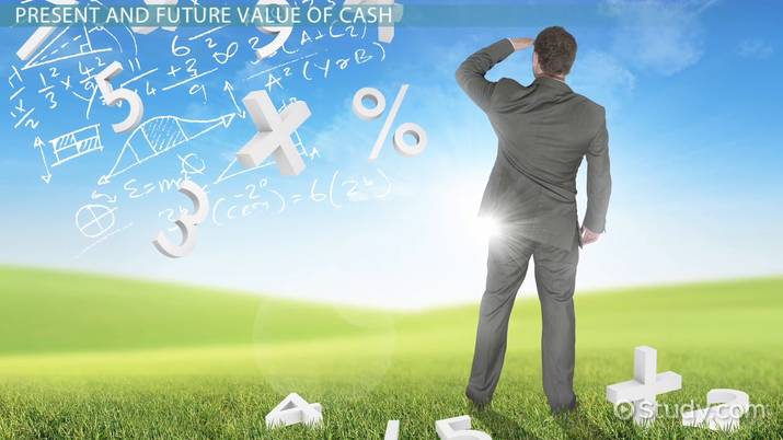 Present & Future Values of Multiple Cash Flows