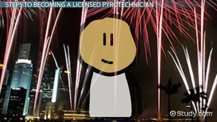 Become A Licensed Pyrotechnician Step By Step Career Guide