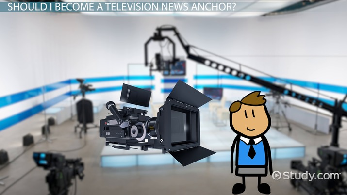 How to Become a News Anchor on Television