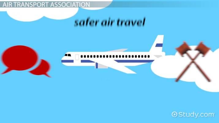 International Tourism Travel Organizations Video Lesson