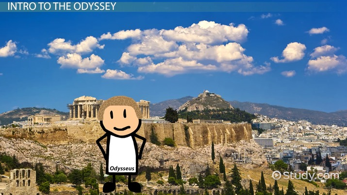 Who Are the Suitors in The Odyssey?