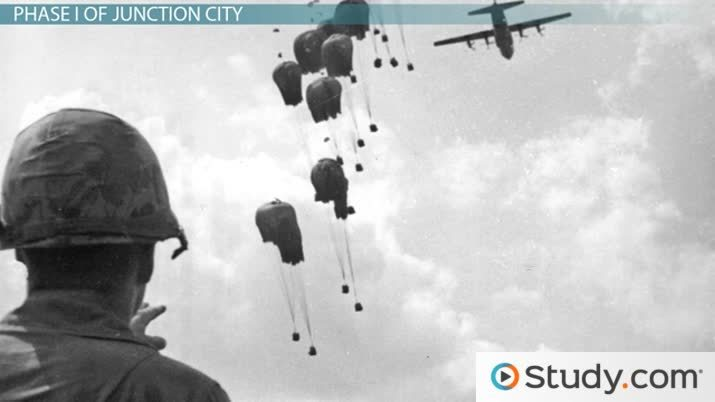 Operation Junction City: Airborne Engagement During the Vietnam War