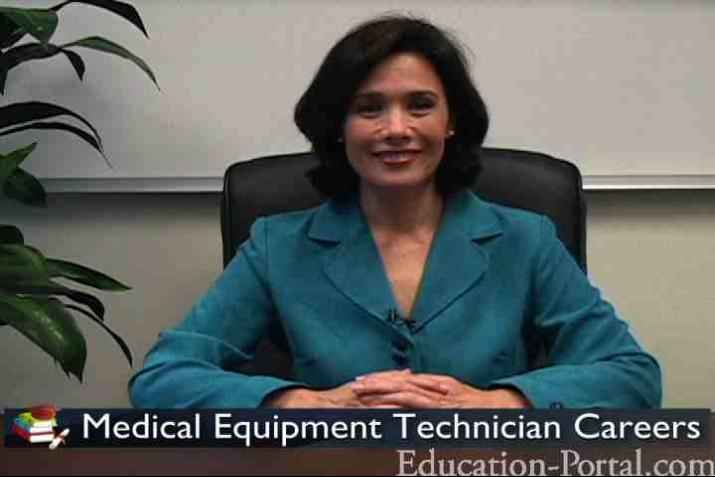 Medical Equipment Technician Video: Career Options And Educational  Requirements