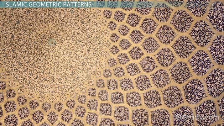 Islamic Geometric Patterns Religious Influences Examples Video
