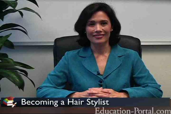 Hair Stylist Video Training Requirements To Become A Professional Dresser