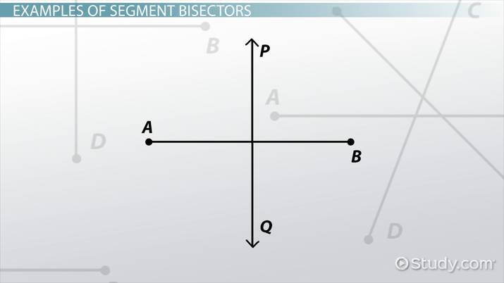 Line Segment Definition