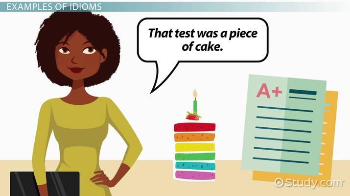 Idiom Poems: Lesson for Kids - Video & Lesson Transcript