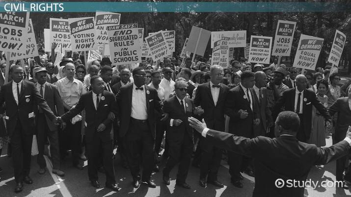 why was the civil rights movement successful in the 1960s