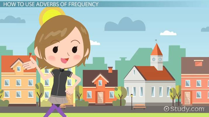What Is An Adverb Of Frequency Definition Examples Video