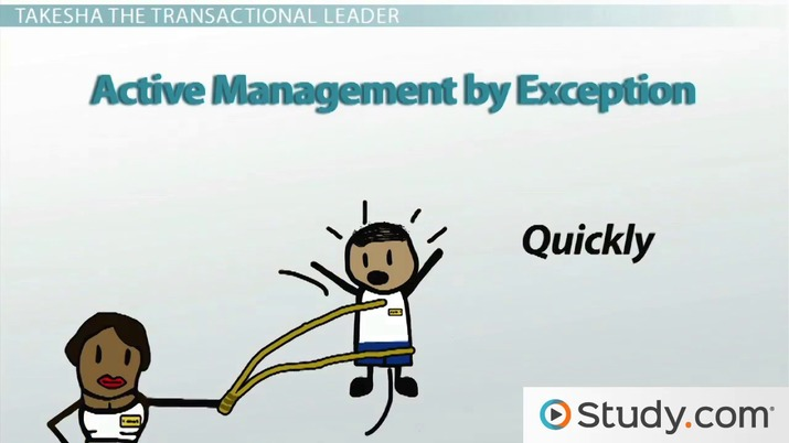 The Transactional Leader