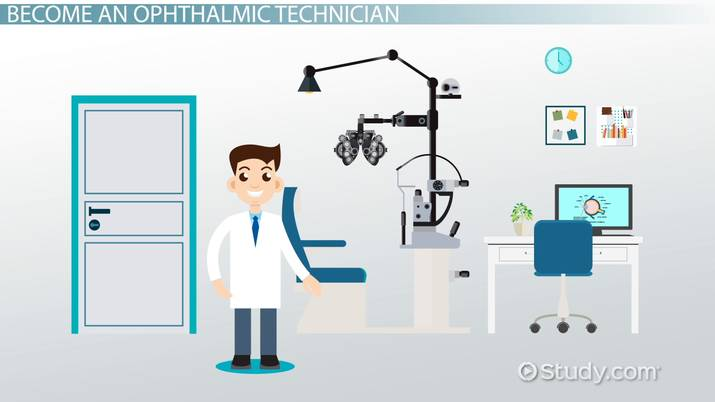 How to Become an Ophthalmic Lab Technician