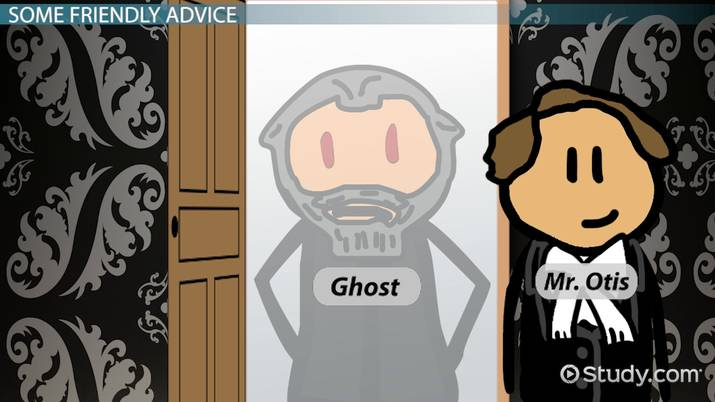 The Canterville Ghost Chapter 2 Summary - Video & Lesson