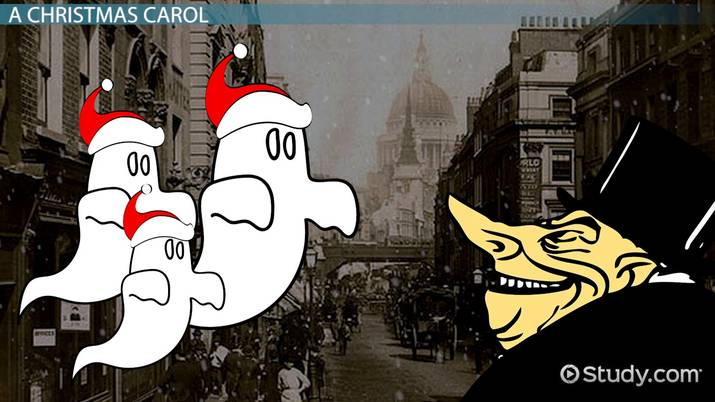 Who Wrote A Christmas Carol.Why Did Charles Dickens Write A Christmas Carol
