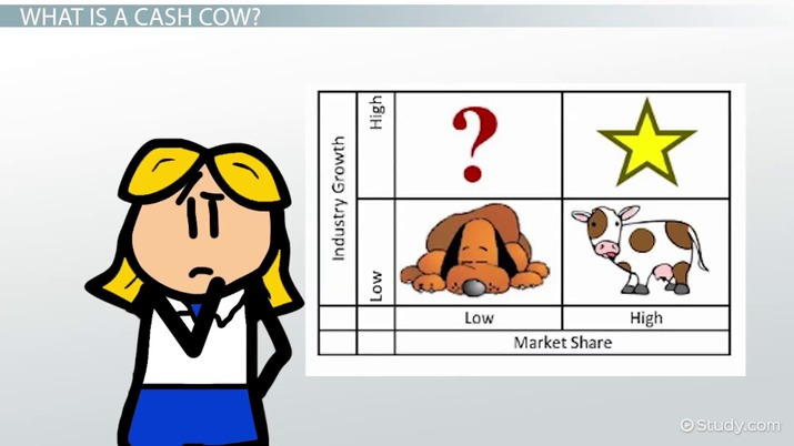 Cash Cow In Marketing Definition Matrix Examples
