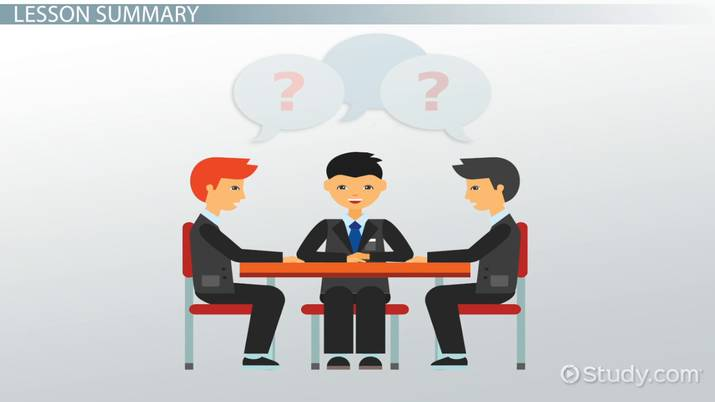 Personal Workplace Negotiation Definition Examples Video